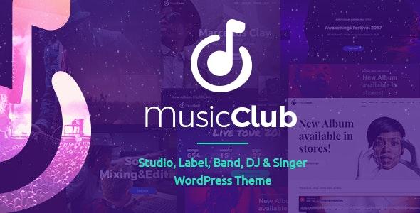 Music Club – Band & DJ v1.1.9