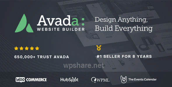 Avada | Website Builder For WordPress & WooCommerce v7.2.1