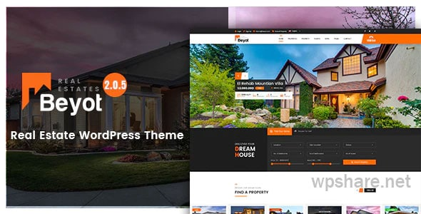 Beyot – WordPress Real Estate Theme – v2.0.5