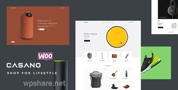 Casano – Fashion & Accessories WooCommerce Theme v1.0.7