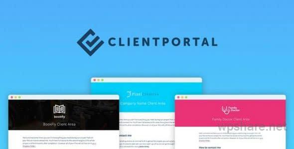 Client Portal For WordPress v4.12