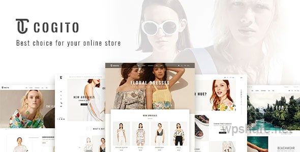 Cogito – Clean, Minimal WooCommerce Theme – v1.5