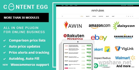 Content Egg v8.1.0 – all in one plugin for Affiliate, Price Comparison, Deal sites