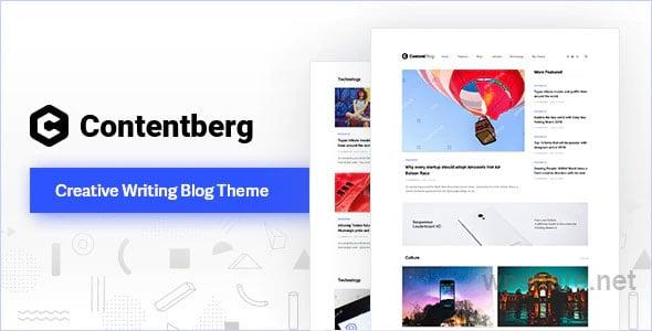 Contentberg – Content Marketing & Personal Blog – v1.9.0