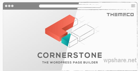 Cornerstone | The WordPress Page Builder v5.0.9