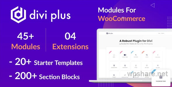 Divi Plus 1.7.0 – New Modules and Extensions to Divi Theme