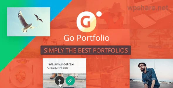 Go Portfolio – WordPress Responsive Portfolio v1.7.5
