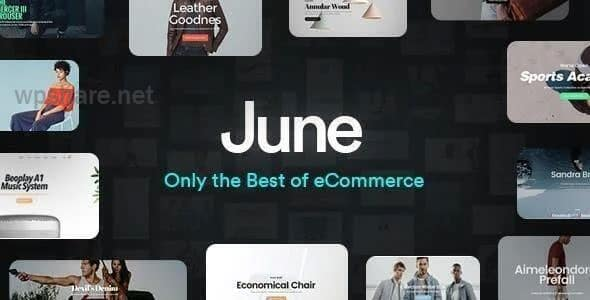 June – WooCommerce Theme – v1.8.2
