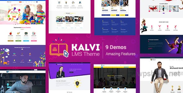 Kalvi v2.8 – LMS Education
