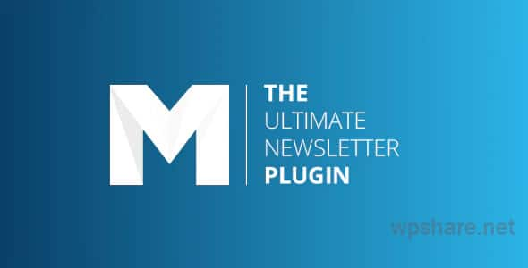 Mailster 2.4.18 – Email Newsletter Plugin for WordPress