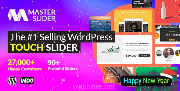 Master Slider – Touch Layer Slider WordPress Plugin v3.4.7