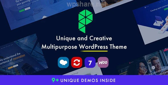Prelude – Creative Multipurpose WordPress Theme v1.6