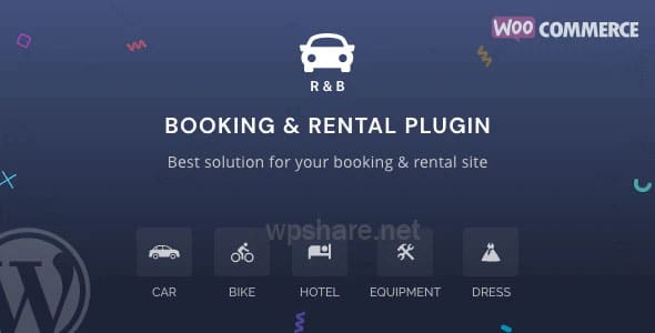 RnB – WooCommerce Booking & Rental Plugin v10.0.7