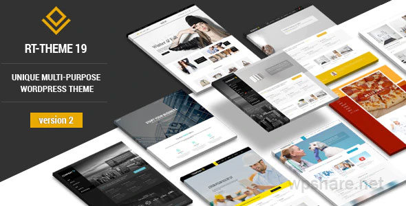 RT-Theme 19 | Multi-Purpose WordPress Theme – v2.9.7