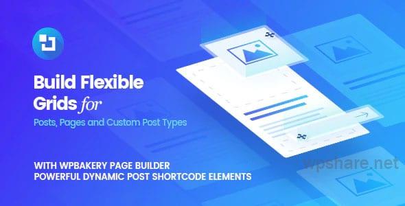 Smart Grid Builder v1.2.7 – WPBakery Page Builder Add-on