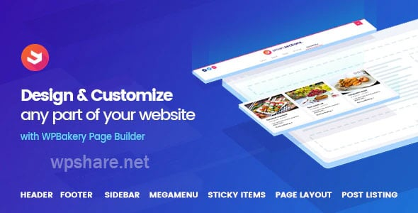Smart Sections Theme Builder – WPBakery Page Builder Addon v1.6.6