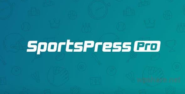 SportPress Pro 2.7.8 – WordPress Plugin For Serious Teams and Athletes