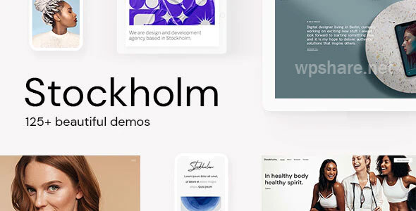 Stockholm 8.3 – A Genuinely Multi-Concept Theme