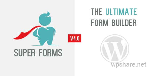 Super Forms – Drag & Drop Form Builder v4.9.574