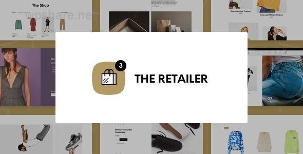 The Retailer – eCommerce WordPress Theme for WooCommerce v3.2.5