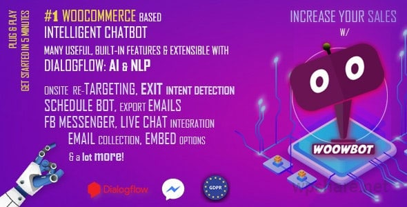 WoowBot ChatBot for WooCommerce 12.3.6