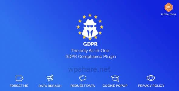 WordPress GDPR & CCPA v1.9.15