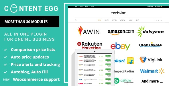 Content Egg – all in one plugin for Affiliate, Price Comparison, Deal sites v8.2.2