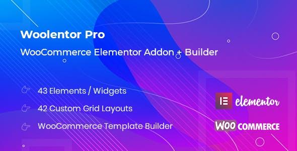 WooLentor Pro 1.7.2 – WooCommerce Page Builder Elementor Addon