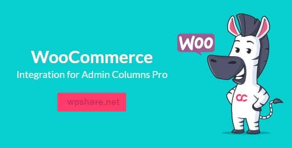 Admin Columns Pro – WooCommerce Addon 3.5.9