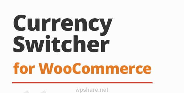 Aelia Currency Switcher for WooCommerce v4.10.0.210312