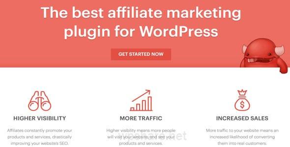 AffiliateWP 2.6.6+ Addons – Affiliate Marketing WordPress Plugin