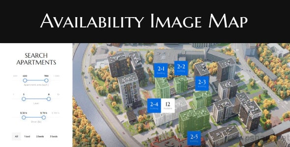Availability Image Map 1.27.2 – WordPress Plugin