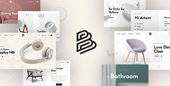 Barberry 2.8.1 – Modern WooCommerce Theme
