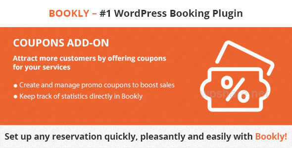Bookly Coupons Addon v2.7