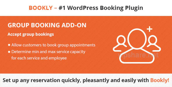 Bookly Group Booking Addon v2.1
