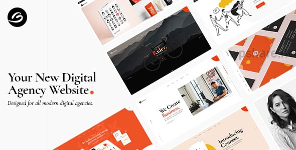 Borgholm 1.0 – Marketing Agency Theme