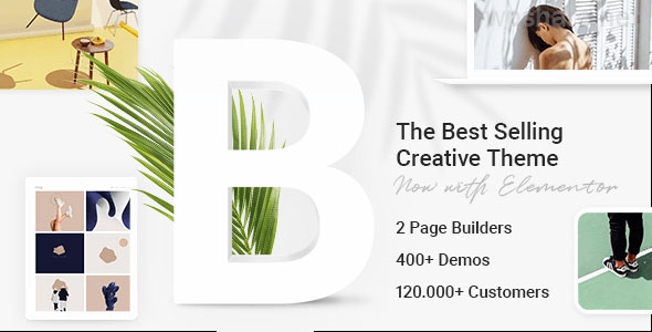 Bridge 25.7 – Creative Multipurpose WordPress Theme