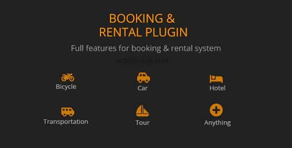 BRW 1.1.7 – Booking Rental Plugin WooCommerce