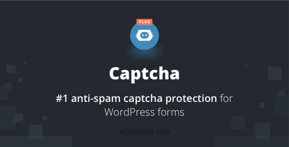 Captcha Plus 5.1.0 – WordPress Plugin