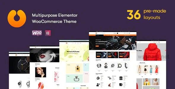 Cerato 2.2.3 – Multipurpose Elementor WooCommerce Theme