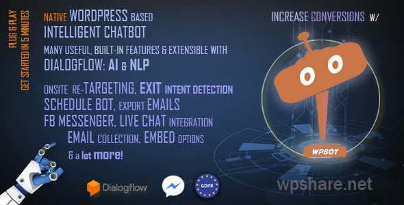 ChatBot for WordPress v10.6.9
