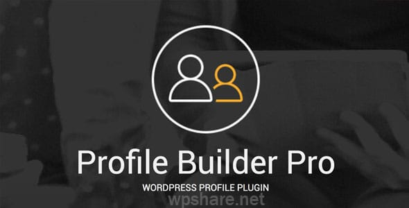 Profile Builder Pro 3.4.3 – WordPress Profile Plugin + Add-Ons