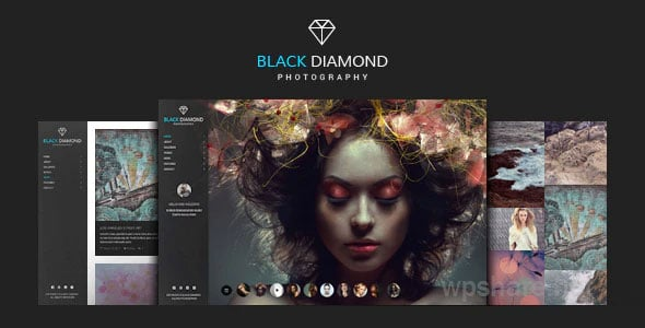 Diamond v2.4.8- Photography Portfolio