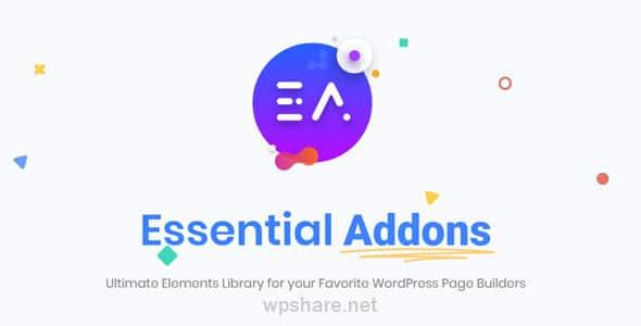 Essential Addons for Elementor Pro v4.3.5