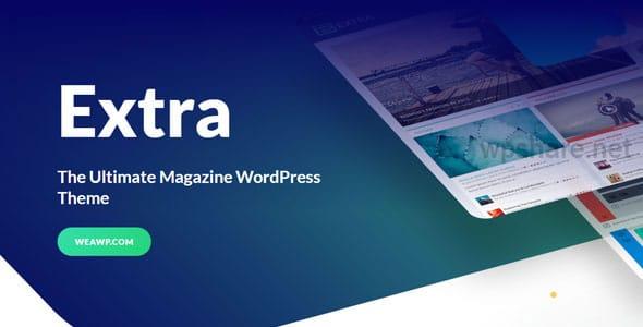 Extra 4.9.3 – Elegantthemes Premium WordPress Theme