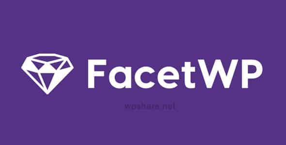 FacetWP 3.8.2 – Advanced Filter for WordPress + Addons