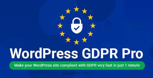 WordPress GDPR + CCPA + DPA Compliance 2021 v2.6