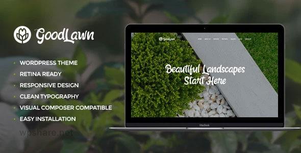 Green Thumb 1.1.1 – Gardening & Landscaping Services WordPress Theme