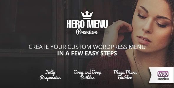 Hero Menu 1.15.1 – Responsive WordPress Mega Menu Plugin