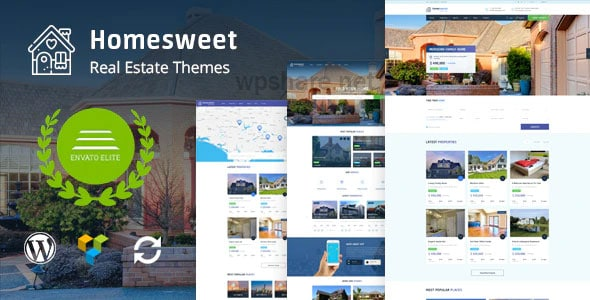 HomeSweet 1.8 – Real Estate WordPress Theme